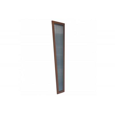 Boční stěna k obloukové stříšce polykarbonát